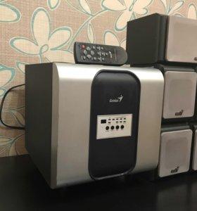 Компьютерная акустика Genius SW-HF 5.1 3000