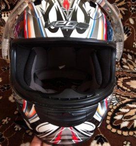 Мото-шлем