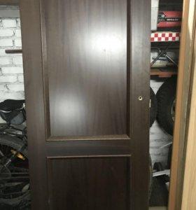 Дверное полотно 202х73