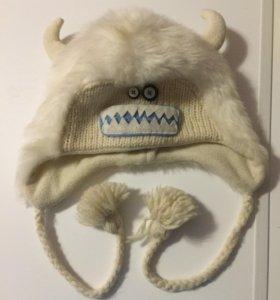 шапки зимние