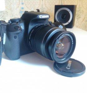Canon eos 650d kit 18-55 mm