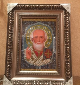 Икона Николая Чудотворца‼️