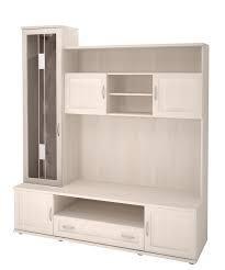 Ника-Люкс мод.50 - Шкаф-стеллаж комбинированный