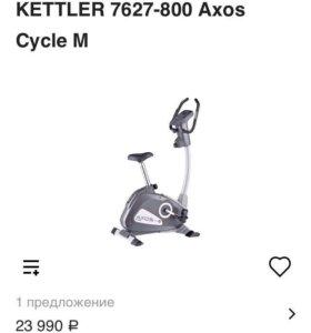 Обмен! Продажа!Велотренажер новый!