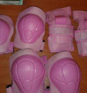 Защита для роликовых коньков.