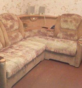 Продам диван.кресло в 🎁 торг