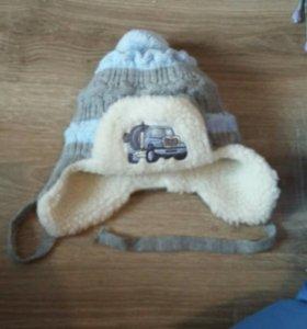 Польская шапка для крохи