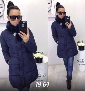 Куртка женская зимняя новая 42 размер