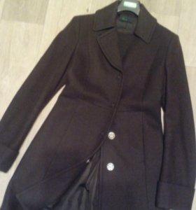 Пальто benetton отлично смотрится