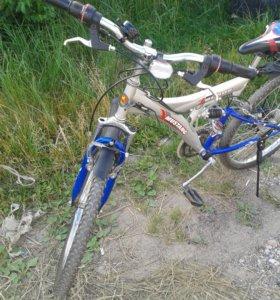 велосипед есть скорости