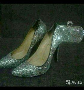 туфли, лабутен