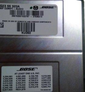 Усилитель Bose для Mazda CX7