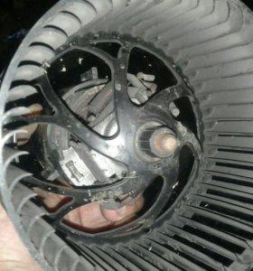 Мотор печки ваз 2109-099