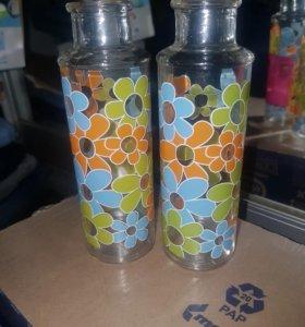 Нр 2шт.вазы