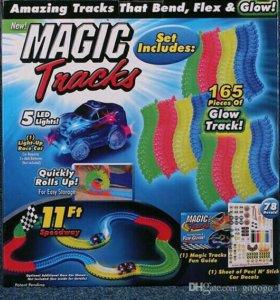 Игрушка Magic Tracks. 220 Деталей!