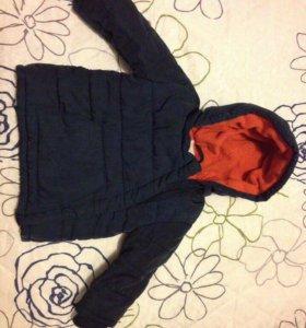 Куртка демисезонное размер 74