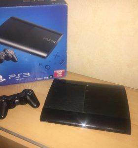 Sony PlayStation 3. 500 гб