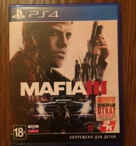 Mafia 3 (Мафия 3) PS4