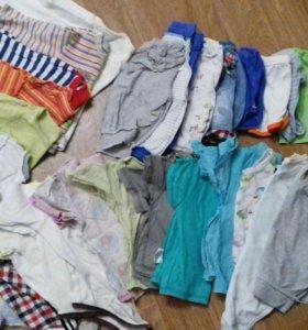 Вещи для мальчика на 1 год