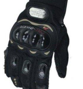 Мотоперчатки (велоперчатки)