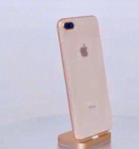 iPhone 8 plus 64 Gold новый