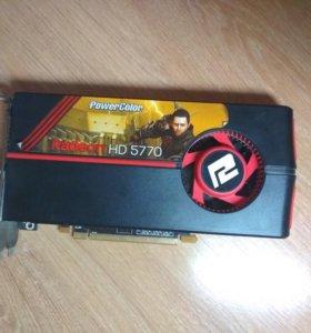 Видеокарта radeon hd 5770 powercolor