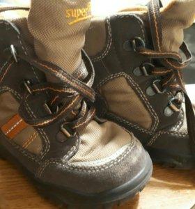 Ботинки детские демисезонные.