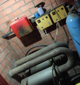 ОВ-65 Отопительно-вентиляционная установ