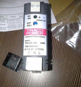 TRACO POWER TCL 024-124, Блок питания, 24В,1А,24Вт