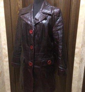Куртка из натуральной кожи,б/у