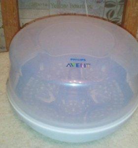 Стерилизатор Avent для микроволновой печи
