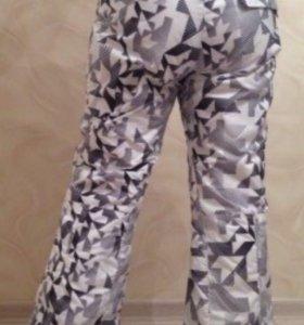 Горнолыжные штаны 46-48