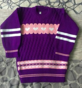 свитерок на девочку (Германия)