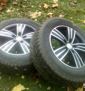 Колеса Hankook 215/65R16,зимние на литье