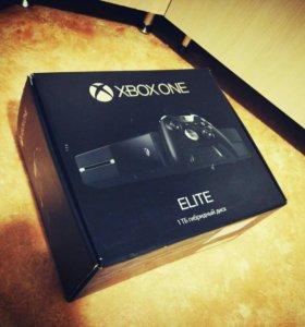 xBox One Elite, 1Tb, SSD, гибрид, Elite контроллер