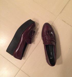 Ботинки / лоферы НОВЫЕ