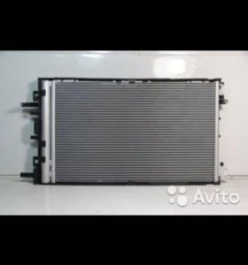 Радиатор кондиционера Opel Insignia