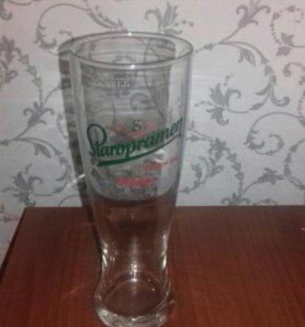 Набор бокалов для пива(новые)