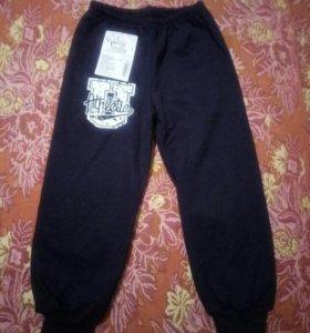 Новые теплые штаны с начесом