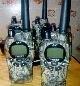 Радиостанция Мidland GXT-1050,пять штук.