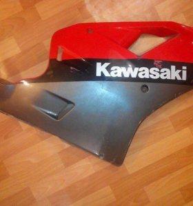 Пластик на мотоцикл KAWASAKI
