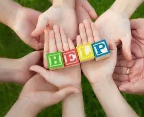 Помощь учащимся