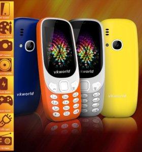 Телефон VKWORLD Z3310