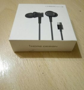 Наушники Xiaomi Mi In-Ear. USB Type-C Original