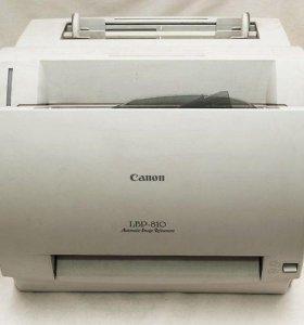Принтер Canon LBP 810