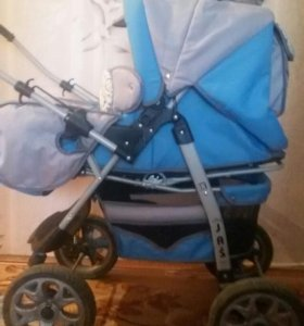 Детская коляска зима лето