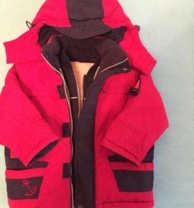 Куртка зимняя р. 104