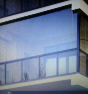 Двери, окна, балконы из ПВХ