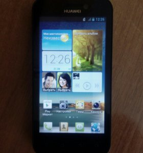 Смартфон Huawei Honor U8860