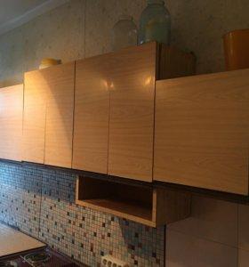 Кухонные шкафчики, 5 штук